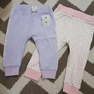 Jogger pants set