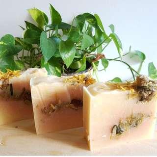 Calendula Herbal Soap