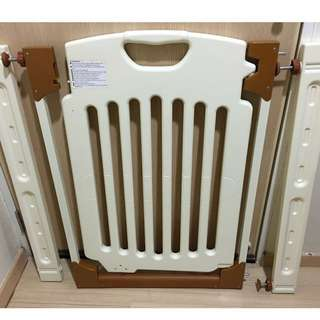 Babylove Plastic Safety Gate Extension ONLY!