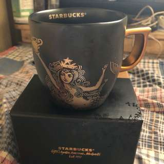 Starbucks 20th Anniversary Limited Edition Mug