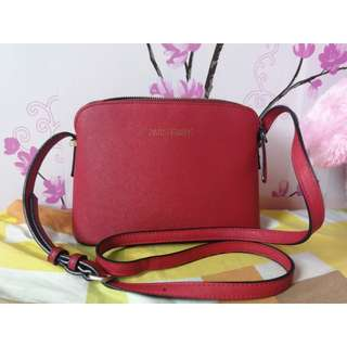 Zara Female Red Shoulder Bag