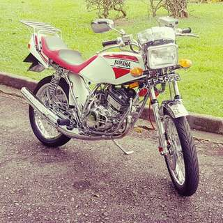 Yamaha RXZ Japan