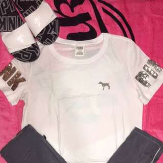 Pink Victoria 3pc set small