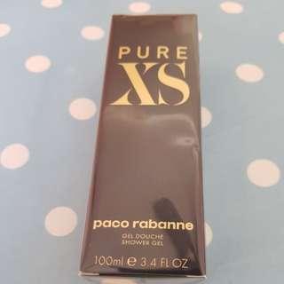 BN Paco Rabanne Pure XS shower gel