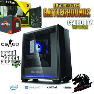 [CNY DEAL] MID END GAMING DESKTOP FOR 1440p AT ONLY $1077 + FREE PC CLEANING FOR 1 YEAR