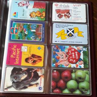Vintage Phonecards