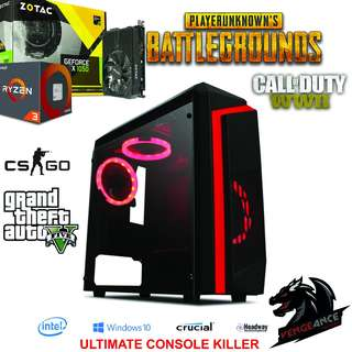 [CNY DEAL] ULTIMATE 1080p CONSOLE KILLER DESKTOP FOR ONLY $752