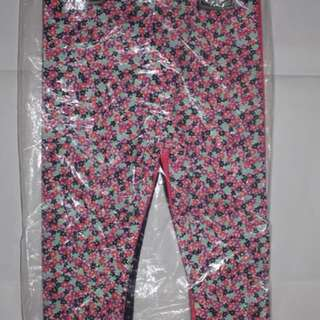 Brand New Mothercare Leggings 3 pack Size 9-12 months