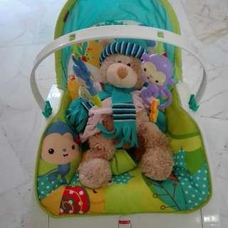 Fisher Price - Portable Rocker ( newborn to toddler)