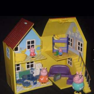 Peppa Pig Deluxe Dollhouse