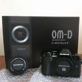 Olympus OMD EM10 Mark 3