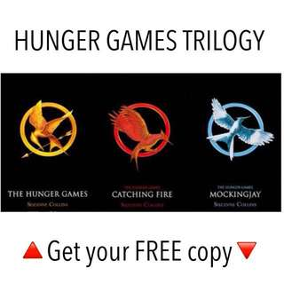 #FREE Ebook The Hunger Games Trilogy