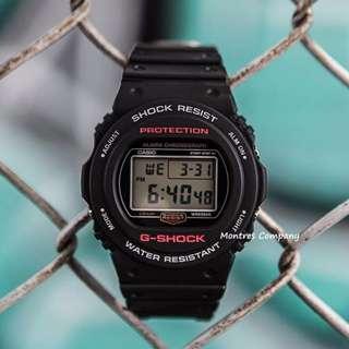 Montres Company香港註冊公司(25年老店) CASIO g-shock DW-5750 DW-5750E DW-5750E-1 有現貨 DW5750 DW5750E DW5750E1