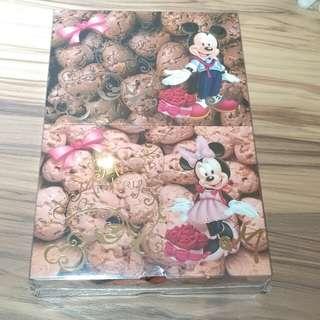 迪士尼 禮盒 朱古力 士多啤梨