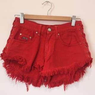 Stussy High Waisted Shorts