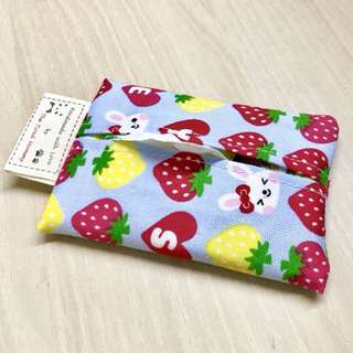 Customised Tissue Cover / Pouch for Party favours / goody bags etc
