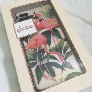 Authentic SONIX CASE for iPhone 6/6s plus, 7plus, 8plus. Like NEW CONDITION (collector's item only) mall price 1690. please text or viber 09985112488. Thank you.