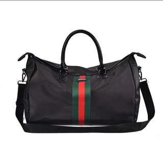 Gucci Inspired Travel Bag