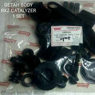 GETAH BODY 1SET RXZ CATALYZER RM60