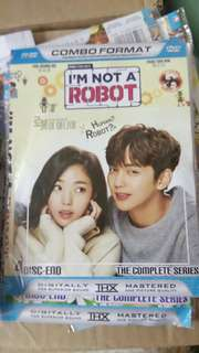 I`M NOT ROBOT 4DVD