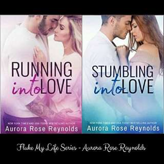 Fluke My Life Series - Aurora Rose Reynolds