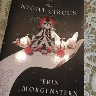 The Knight Circus by Erin Morgenstern