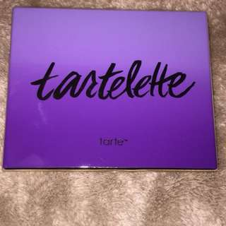 Authentic Tarte Matte Palette