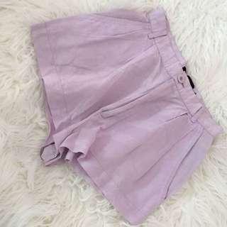 Minkpink high w shorts