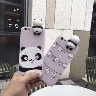 Peep case panda iphone