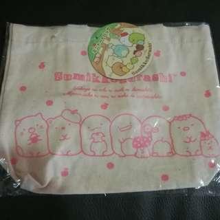 BNWT: Sumikko Gurashi Mini Lunch Tote Bag