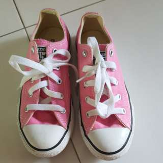 Converse Shoes - As good as new
