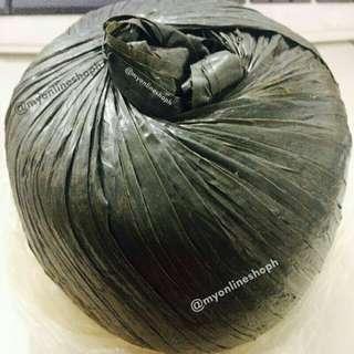 Plastic Straw Twine