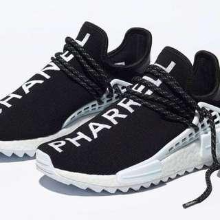 Pharell Williams x Chanel x Adidas NMD Human Race