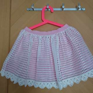Candy skirt for 7 to 8 years old