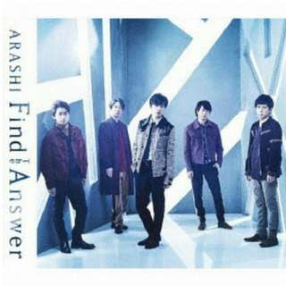ARASHI FIND THE ANSWER PREORDER SALE