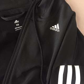 Stripped Adidas Jacket