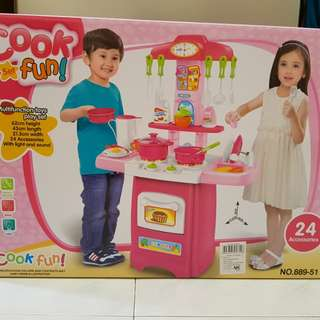 Kitchen Playset for babies