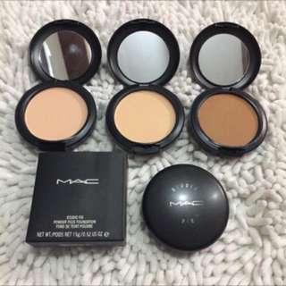 MAC studio fix pressed powder
