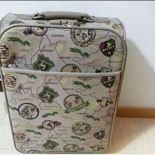 20'' Mickey Mouse suitcase