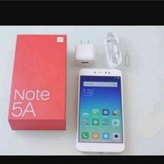 Xiaomi note 5A CREDIT