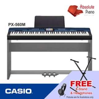 CASIO Privia Digital Piano: PX-560M