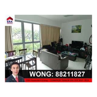 3-Bedder Unit For Sale @ Eight Courtyards!