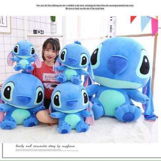 2.5 ft Stitch Stuffed Toy (70cm)