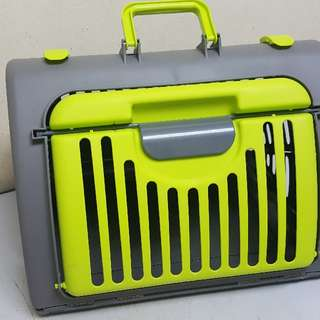 Pet carrier & cage - for cat, rabbit, chinchilla