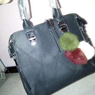 Handbag Tas Kerja Fashion Bag Impor