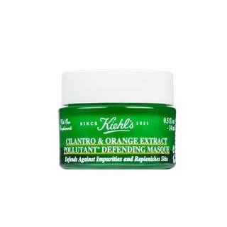 Kiehl's Cilantro & Orange Extract Pollutant Defending Masque (14ml)