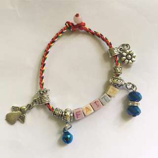 Handcrafted kiddie bracelets