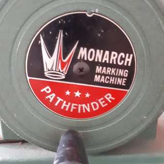Monarch Marking Machine