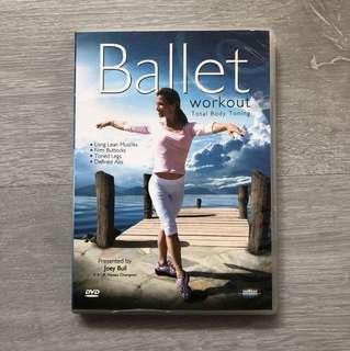 Ballet Total Body Workout DVD