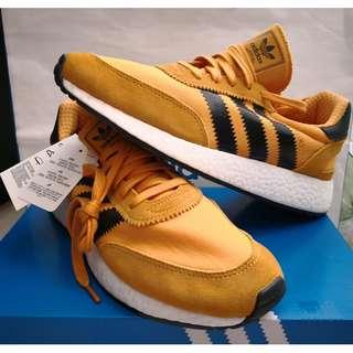Adidas Iniki Boost (Yellow)